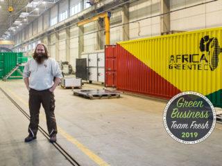Green Business Interview with Dr  Friedhelm Boschert